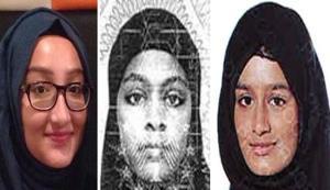 عاقبت دختران انگلیسی فریب خورده داعش