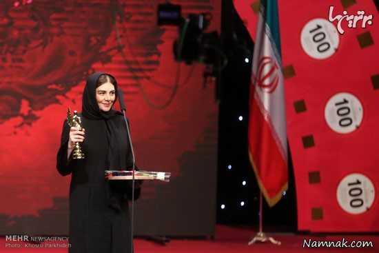 هنگامه قاضیانی ، بازیگران مشهور ایرانی ،  عکس