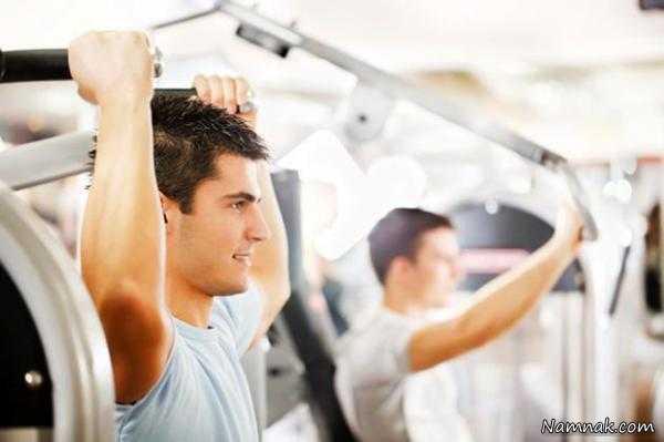 ورزش مردان ، كوچك كردن سینه مردان با ورزش ، روش كوچك كردن سینه مردان
