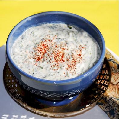 غذای ملل/ ریتا ؛ سالاد خاص هندی