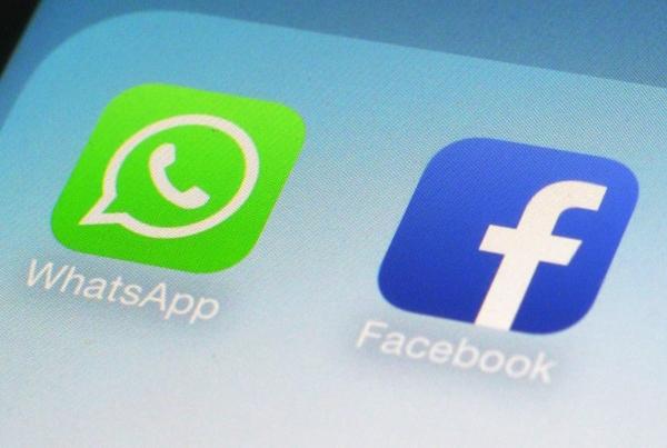 واتس اپ لینک ها را به پیام رسان رقیبش تلگرام مسدود می کند