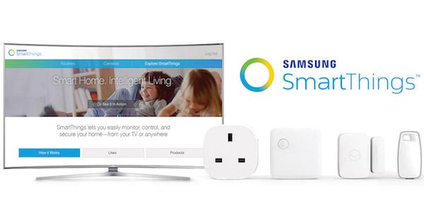 سامسونگ در تلویزیون های هوشمند ۲۰۱۶ خود هاب ویژه ابزارهای مبتنی بر اینترنت اشیا تعبیه می کند