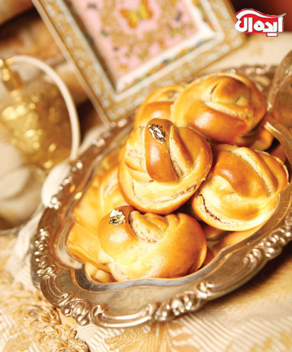 شیرینی ها/ طرز تهیه «نان کرهای دارچینی»