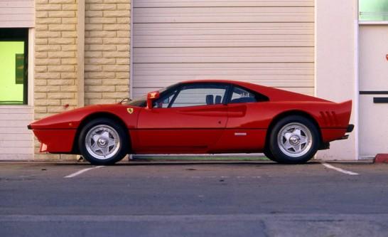 سریعترین خودروهای دهه 80 میلادی