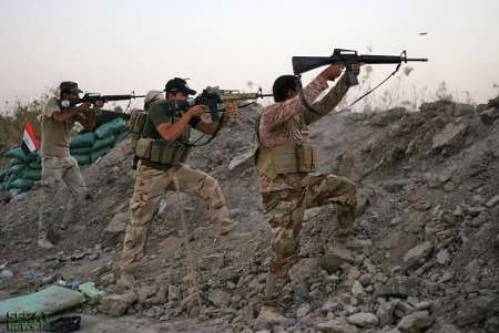 کشته شدن 28 داعشی درعراق بدست نیروهای عراقی