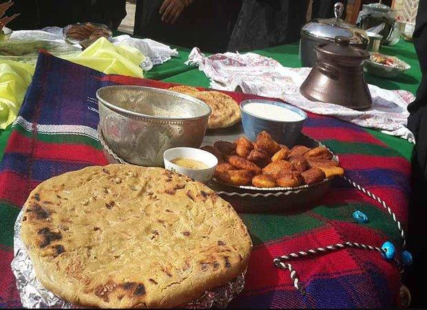 برپایی جشنواره پخت غذاهای محلی به مناسبت هفته میراث فرهنگی درپاوه