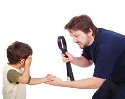 انواع «تنبیه» برای کودکان