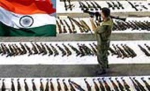بزرگترین وارد کننده سلاح در جهان کیست؟