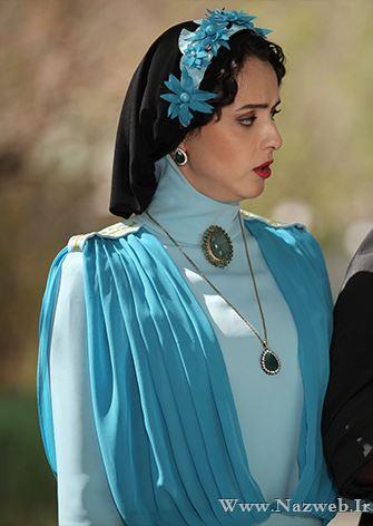 مدل لباس های شیک ترانه علیدوستی در سریال شهرزاد