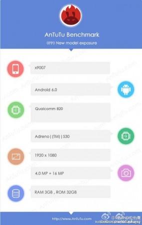 نسخه جدید اوپو Find 7 در راه است