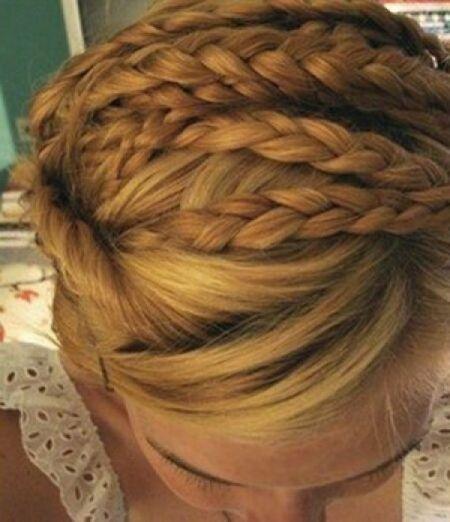 ,متفاوت ترین مدل های بافت موی دخترانه,[categoriy]