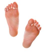 دکتر سلام/ تغییرات کف پا با بالا رفتن سن