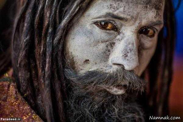 آدم خواران ، راهبه ، راهب های هندی
