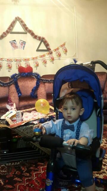 تولد گل پسرم آروین خان