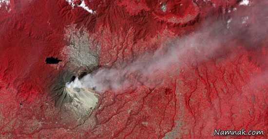 آتشفشان ، آتشفشان ، عکس آتشفشان