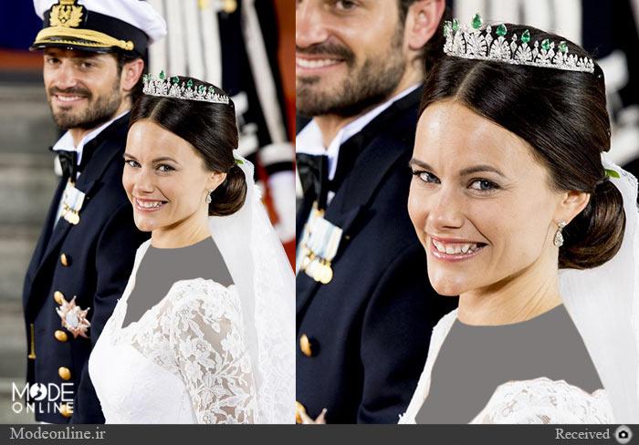 ,مدل نیم تاج عروس,تاج عروس,مدل جدید نیم تاج عروس,[categoriy]