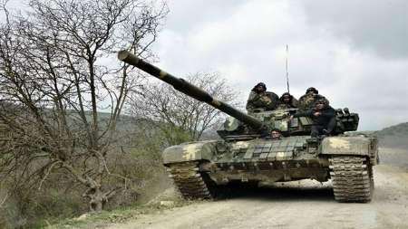 جمهوری آذربایجان با گرجستان و ترکیه مانور مشترک نظامی برگزار می کند