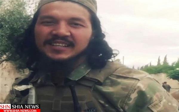 هلاکت سرکرده مهم جبهه النصره در ادلب+تصویر