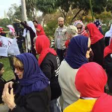 حمایت زنان آمریکایی از زنان مسلمان با سرکردن روسری
