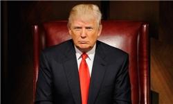 جزئیاتی از علت اختلال در سخنرانی کاندیدای جنجالی ریاست جمهوری آمریکا