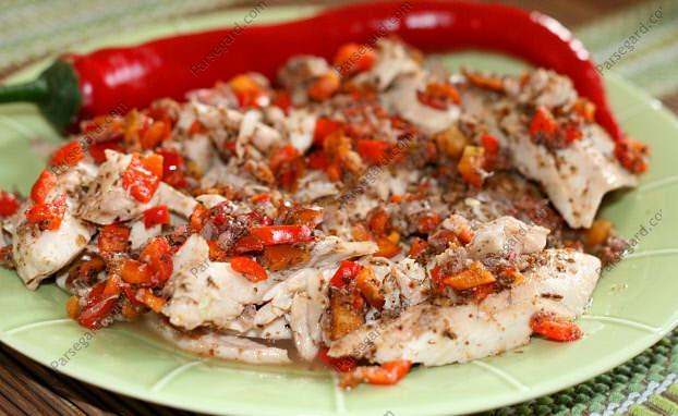 غذای اصلی/ ماهی تو فری با سماق و فلفل؛ طعمی منحصر به فرد