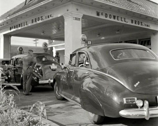 چه سالی جیرهبندی سوخت در آمریکا انجام شد؟