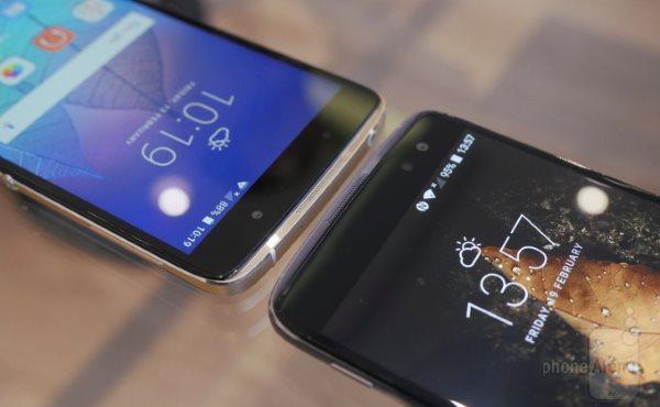 نگاه نزدیک به دو تلفن همراه جدید آلکاتل: Idol 4 و Idol 4s