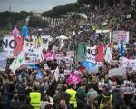 تظاهرات میلیونی درایتالیا در دفاع از خانواده علیه ازدواج همجنس بازان