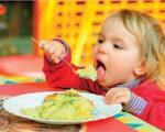 کودک/ غذای مقوی برای بالا بردن وزن نوپا