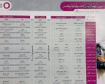 برنامه نمایش فیلمهای جشنواره فجر اعلام شد+ جدول