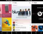 اپلیکیشن اپلموزیک (Apple Music) برای اندروید را هماکنون از طریق گوگل پلیاستور دانلود کنید