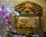 تزئین حرم حضرت عباس(ع) به مناسبت فرارسیدن اعیاد شعبانیه