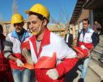 مانور زلزله و ایمنی در مدارس خلخال برگزار شد