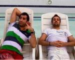 تبریک متفاوت احمد مهرانفر به دوست بازیگرش