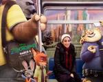 تیپ بازیگر زن ایرانی در آمریکا