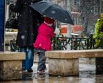 پیشبینی بارش باران و برف برای استانهای شمال غربی