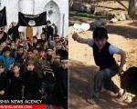تصمیم هولناک یک مادر از ترس داعش+ تصویر