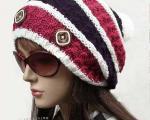 عکس های مدل کلاه بافتنی و تابستانی زنانه -آکا