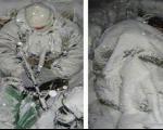 مدافعان حرم در شرایط سخت+ عکس