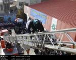 هفدهمین مانور سراسری زلزله و ایمنی در مدرسه های استان قم برگزار شد