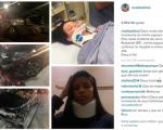همسر و دختر ریوالدو در بیمارستان بستری شدند