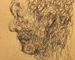 چهره ها/ خط خطى شبانه «پارسا پیروزفر»