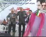 عکس و فیلم فوت ناگهانی احمد قائمی هنگام اجرای برنامه
