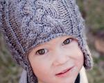 جدیدترین مدل کلاه بافتنی بچگانه 2015 -آکا