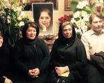 مراسم چهلمین روز هما روستا در آمریکا با حضور چند بازیگر ایرانی+ عکس